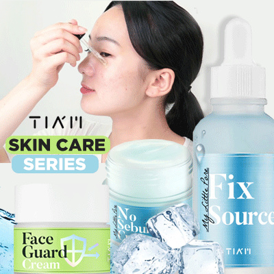 Tiam Skin care all Varian