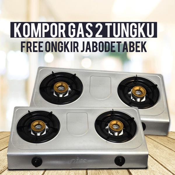Portable Gas Miyako : Buy elba italy kompor gas kaca egs g deals for only