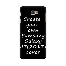 samsung j7 16 Customizable phone case from MOTIVATE BOX  [CRG]