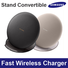 SAMSUNG GENUINE FAST Wireless Charger ★ Convertible / Stand 2 Type ★ Samsung S8 / S7 Edge / Note 5