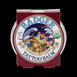 W.S. Badger Company Tattoo Balm 2 oz