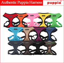 PUPPIA[Authentic]SOFT HARNESS®AC30/Pet Harness/Vest Lead/Dog Harness