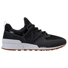 NEW BALANCE Mens New Balance 574 Sport Knit Casual Shoes