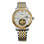 NESUN Ms9091 Stainless Steel Band Automatic Mechanical Men Watch - Men s Watches