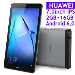 【Latest in Stock】Original Huawei MediaPad T3 7.0inch IPS Screen Tablet PC WiFi 2GB RAM 16GB ROM Quad Core Android 6.0