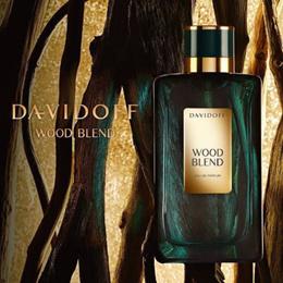 DAVIDOFF WOOD BLEND EAU DE PARFUM 100ML TESTER