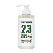 Biggreen 23 Sensitive Scalp Shampoo 505ml Neutral / Scalp Care / Hair Loss Prevention