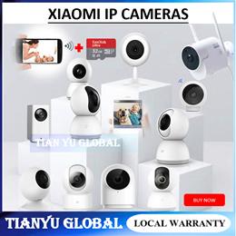 Xiaomi IP 2K Camera | cctv | XiaoFang| Dafang| MIjia Camera 1080P| Mijia Xiaobai PTZ1080| Xiaomi PTZ