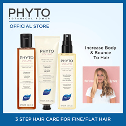 ✨NEW YEAR SPECIAL✨PHYTOVOLUME Range Instantly add FULLNESS and BOUNCE to your hair