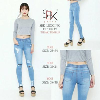 SBK 6013 Legging Lapis