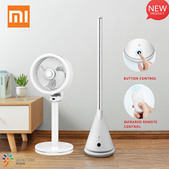 💖LOCAL SELLER💖[Lexiu Large Air] Large Air Circulating Fan Natural Wind Gear Timing Fan With Remote
