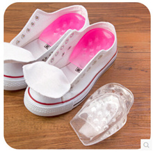 2/set Crystal Silicone cellular equipment within insoles one pair of men and women increased stealth motion cushioning pad