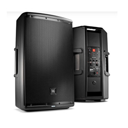 1 Year Warranty JBL EON 615 15 inch TWO-WAY MULTIPURPOSE ACTIVE SPEAKER