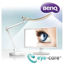 BenQ Wit Eye Care Stand e-Reading LED Desk Lamp  Worlds First Desk Lamp New