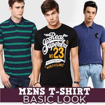 Best Seller Mens Polo and Basic V Neck Shirt - 7 Models - Good Quality