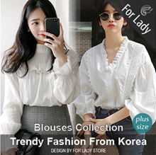 16th Mar Update 2018 New Arrivals ●Korean Fashion● casual tops / Shirt / Basic design / Blouse