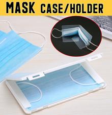 Surgical mask cover Facemask Storage Box Mask Cover Mask Case Mask Holder