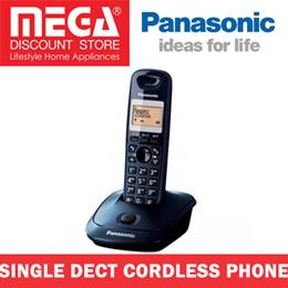 PANASONIC KX-TG2511CX SINGLE DECT CORDLESS PHONE / LOCAL WARRANTY