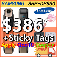 Samsung Digital Doorlock SHP-DP920 / BO-7090PSK // DP930 // Installation Service // 1 year Warranty