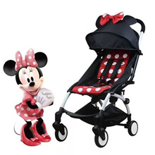 Baby trolley / portable folding / airboarding / babyyoya 1 generation / compact