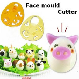 Sandwich mould /Sandwich Maker / Egg mould / Bread Mould / Cutter / Bento Tools / Silicon