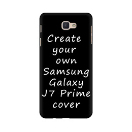 Samsung Galaxy J7 prime Personalized phone case from MOTIVATE BOX  [CRG]