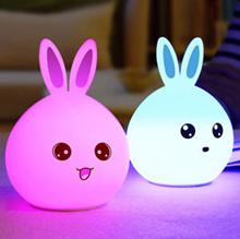 Cute Soft Mini Joint Rabbit Pendant Plush Bunny Toy Doll DIY Key Chain Gifts Pip
