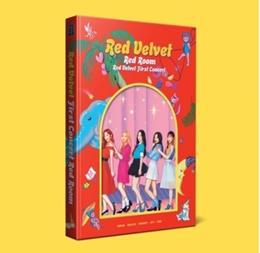 [RED VELVET] RED VELVET FIRST CONCERT RED ROOM (CONCERT PHOTOBOOK)