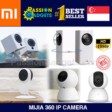 ★XIAOMI!★ Mijia 360 Camera 1080P Cam spycam CCTV Support IOS Android Wireless Control Webcam IP