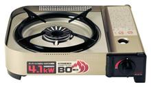 Iwatani Cassette Burner BO (Beau) EX [Strengthening power stove / maximum calorific value 4.1kW] Hai..