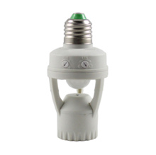[Shiok Deals]LED Bulb Control Switch Fluorescent Light Motion Light Sensor Adjustable Time!!