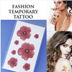 [HOT ITEM]Temporary Tattoo Sticker *Japan Temporary Tattoo Stickers/ Cute stickers/ Body Tattoo