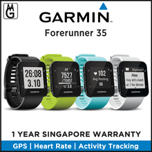 GARMIN Forerunner 35 SMART WATCH Local Warranty