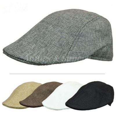 30fe73c7ce8 Qoo10 - Winter Warm Newsboy Duckbill Ivy Cap Cabbie Driving Golf Flat Beret  Hat Black Search Results   (Q·Ranking): Items now on sale at qoo10.sg
