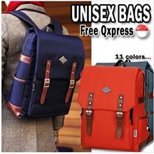 **NO OPTION PRICE** Unisex Korean Version Shoulder bag Backpack School Bag Unisex backpack Men bag Lady Bag Women Bag-TYPE 03