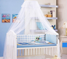 Baby Cots Mosquito Net * With Support * Breathable / Mosquito Net / cots Mosquito Net