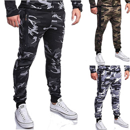 effb2dc6b09 Men s Fashion Pants Camouflage Trousers