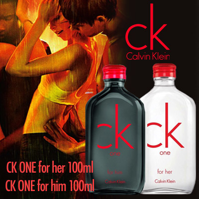 [Calvin Klein] CK One Red Edition for Her/ for Him