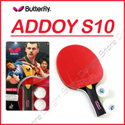 41bfc4aef157 Quick View Window OpenWish. Butterfly rate 0. Butterfly Korea◇Authentic◇ADDOY  S10 Table Tennis Racket Penholder Paddle Ping Pong ...