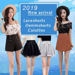 2019 NEW Update!!!  2018  NEW  Ladies Skirts Shorts Skorts Collection Pants