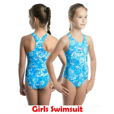 c0fdf4c4ad ☆SG Seller☆Girls Swimwear/Kids Swimsuit/1pc Children Swimming Costumes/ Swim