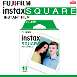 Fujifilm instax Square Instant Film Refill for SQ 10 Camera | SP 3 Printer |