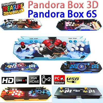pandoras box 6 game list 1388
