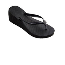 (Havaianas)/Women s/Slippers/DIRECT FROM USA/HAVAIANAS HIGH FASHION POEM SLIPPERS