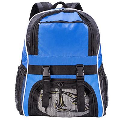 Wot I Soccer Bag Basketball Backpack With Ball Holder Pocket All Spor