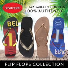【HAVAIANAS FLIP FLOP】3 WORKING DAYS DELIVERY ★ FOR WOMEN ★ 100% AUTHENTIC FROM BRAZIL