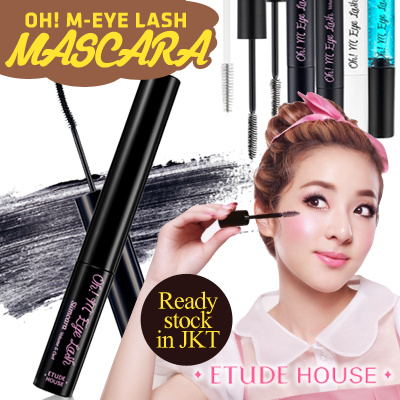 Oh my eye Lash mascara / serum Deals for only Rp45.000 instead of Rp45.000