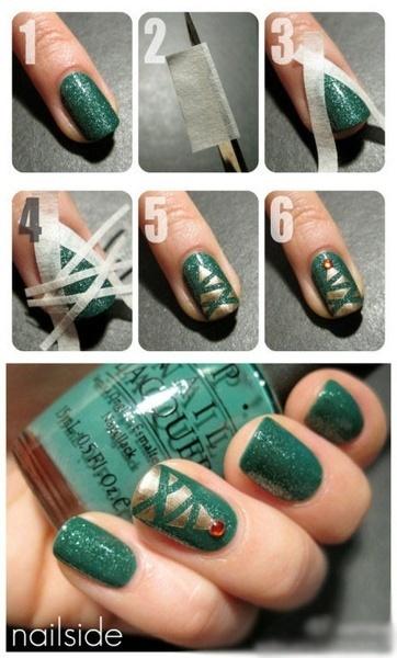 Qoo10 Creative Beauty And Cosmetics Nail Tape Nail Art Diy Sticky
