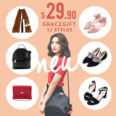 e189f26f0c1570 Gracegift-Special Sale Flats Sneakers Handbags Backpacks  Bags Women Ladies Taiwan Fashion