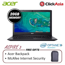 [New Launch] Acer Aspire 3 (A315-53-5303) 8th Gen Core i5 with Intel Optane Memory Laptop